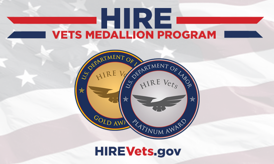 SupplyCore Receives 2018 Gold HIRE Vets Medallion Program Demonstration Award